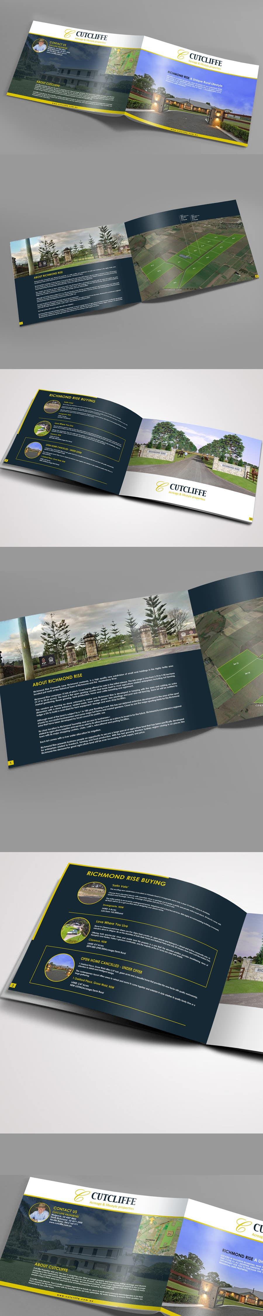 Konkurransebidrag #50 i Design a Brochure