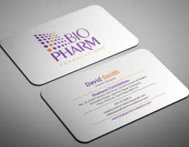 #26 para Professional Simple Business Card Design de smartghart