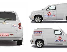 #2 para Design Car Sticker (like a van wrap, but smaller) de Sathir2