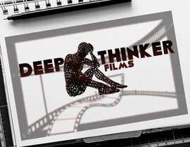 #3 for Deep Thinker Films Logo by mindyfiorino