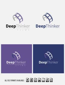 #31 for Deep Thinker Films Logo av alizahoor001