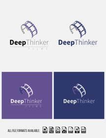 #31 para Deep Thinker Films Logo de alizahoor001