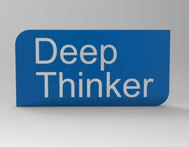 #7 for Deep Thinker Films Logo by pophorea04