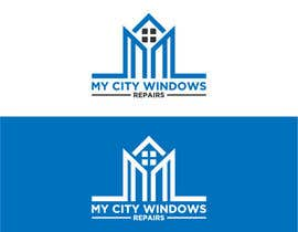 #80 for Design a Logo Window Repair by graphic13