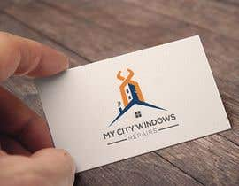#169 for Design a Logo Window Repair by xeonitstudio