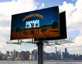 #8 for Outdoor Cinema Banner by ibrahimbd2042