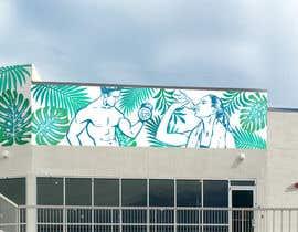 #30 for Design a fitness wall mural by adahertmann