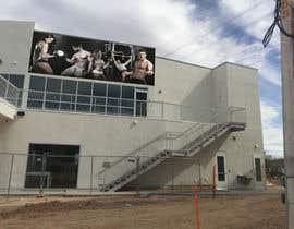 #8 for Design a fitness wall mural by xangerken