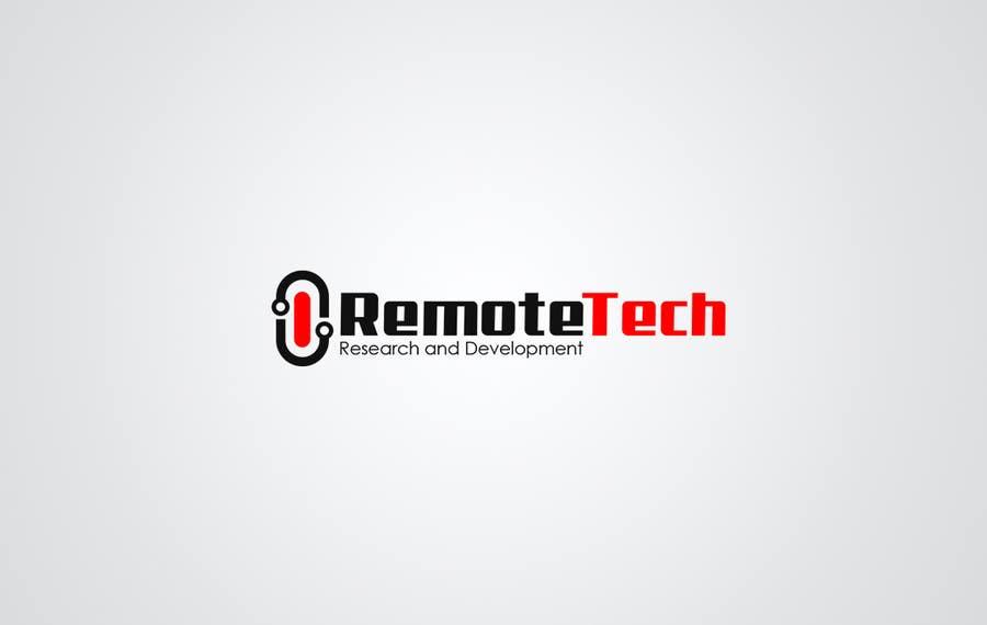 Inscrição nº 189 do Concurso para LOGO REMOTE TECH - Research and Development