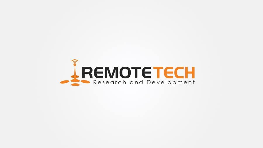 Inscrição nº 278 do Concurso para LOGO REMOTE TECH - Research and Development