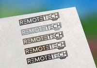 Graphic Design Inscrição do Concurso Nº104 para LOGO REMOTE TECH - Research and Development