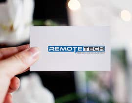 #144 para LOGO REMOTE TECH - Research and Development por graphic13