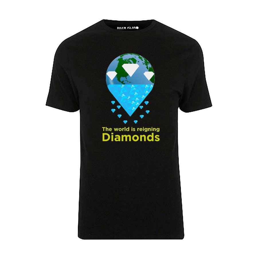 Contest Entry #30 for Design a T-Shirt