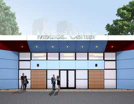 #13 for Front facade cladding by archmamun