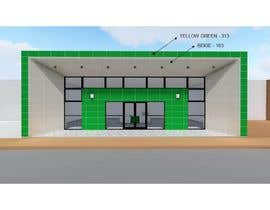 #10 for Front facade cladding by Rinarto