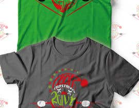 #36 for Design a T-Shirt _2017 xmas run by eliartdesigns