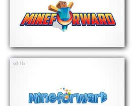 #7 for Gaming logo for Mineforward.net by seabitmedia