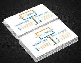 #84 for Design some Business Cards by salmanhossaincti