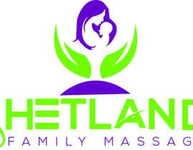 #55 for Design a Logo for family/pregnancy/baby massage business by juthi19972