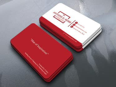 Image of                             Business Card Design