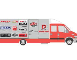 #119 for Design Transport Van with logos by graphiceager