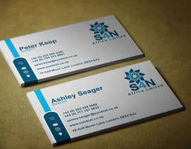 #305 for Design some Business Cards by infosouhayl