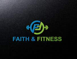 #115 for Logo Needed - Faith and Fitness by SolzarDesign
