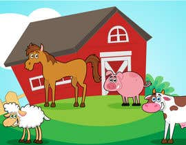#11 for Farm Animal Round - Up Maze Game by Thabsheeribz