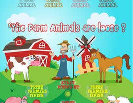 #29 for Farm Animal Round - Up Maze Game by Thabsheeribz