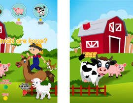 #19 for Farm Animal Round - Up Maze Game by istyarsy26