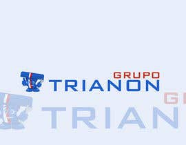 #25 for Designing the Trianon character logo by talgworld