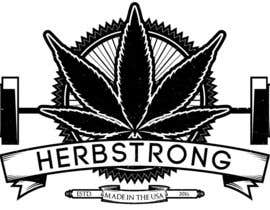 "#69 for Design a T-Shirt Using ""Herbstrong"" by totemgraphics"
