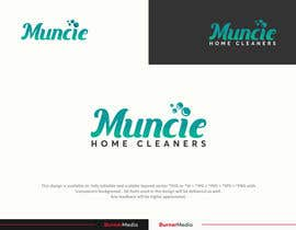 #4 for Design a Logo: MUNCIE HOME CLEANERS by BurnerGRap