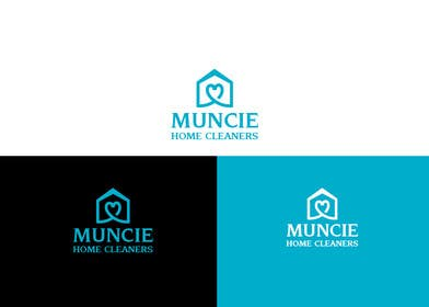 #89 for Design a Logo: MUNCIE HOME CLEANERS by RealReflection