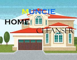 #97 for Design a Logo: MUNCIE HOME CLEANERS by hatiqah