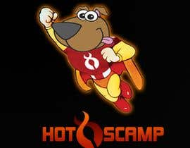 #75 para Illustration Design for HotScamp de krisborj08