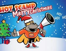 #40 para Illustration Design for HotScamp de jtmarechal