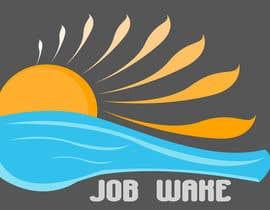 #1 for Logo Design - JobWake by LucentCreations