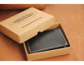 #16 for Create Packaging Design for a Leather Wallet Box by shemultangir