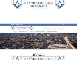 #24 for Design a 406 x 64 logo for a masonic website by MohamedSayedSA