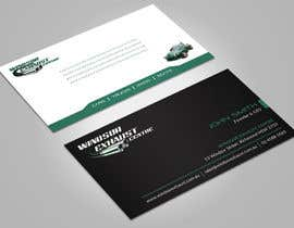 #103 for Design Business Card - Exhaust Centre by Siddiq00