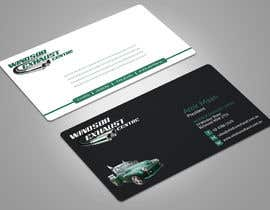 #153 for Design Business Card - Exhaust Centre by Siddiq00