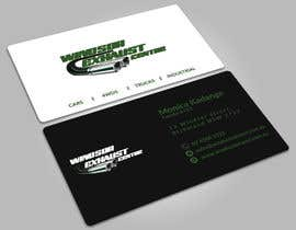 #73 for Design Business Card - Exhaust Centre by abuhanifaeu