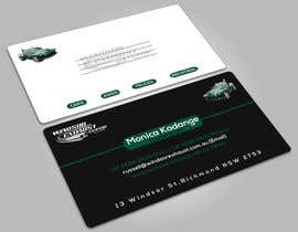 #155 for Design Business Card - Exhaust Centre by abuhanifaeu