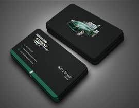#23 for Design Business Card - Exhaust Centre by Cloud4design