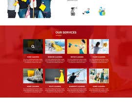 #6 for Redesign a small cleaning website by husainmill