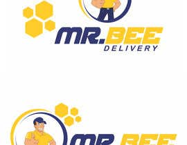 #60 for Design a Logo for Mr Bee by reyryu19