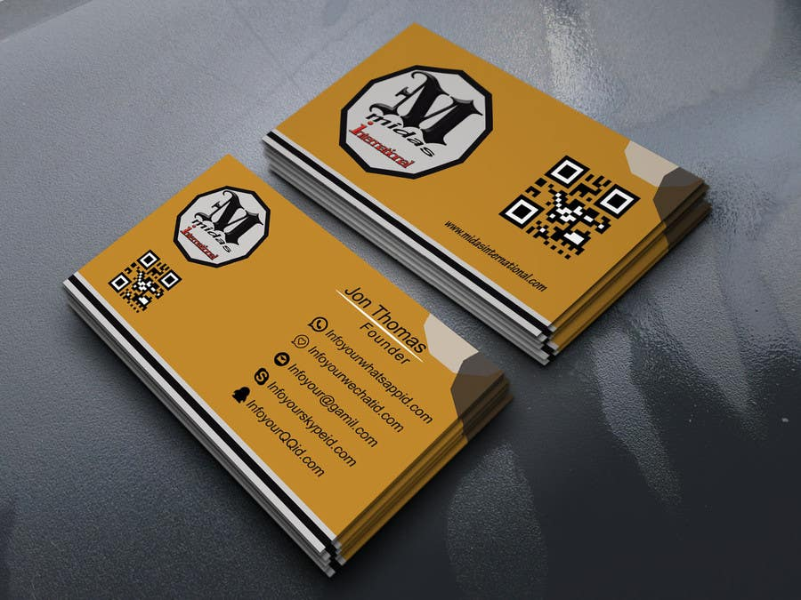 Contest Entry #27 for Design a Logo and business card