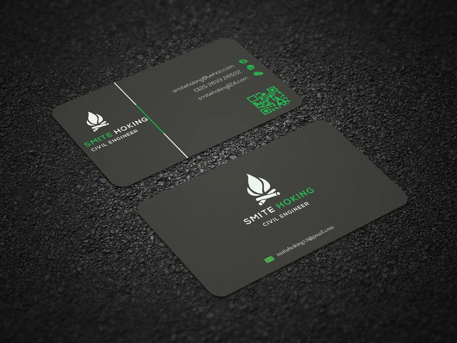 Contest Entry #7 for Design a Logo and business card