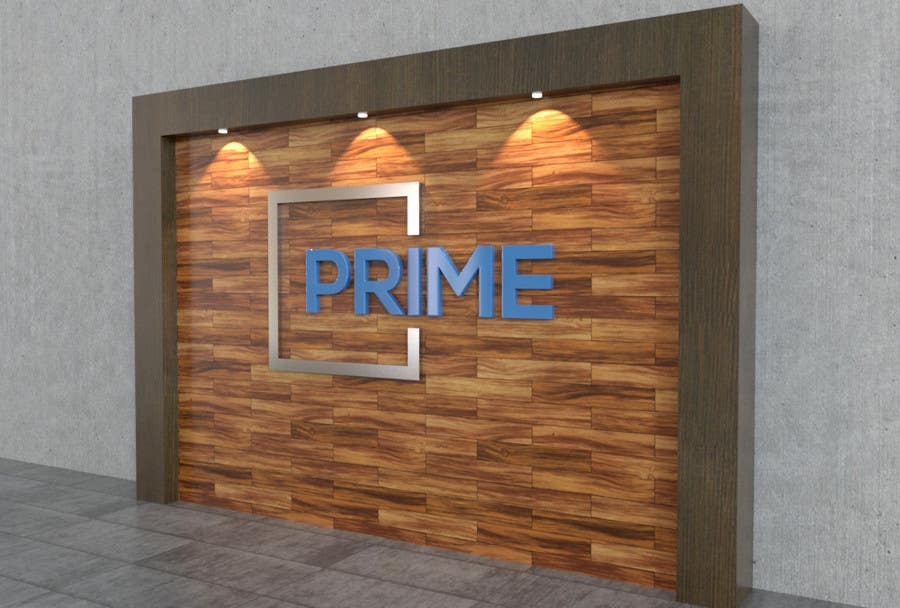 Contest Entry #103 for Design corporate wall signage